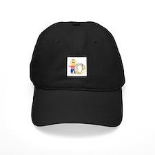 Baby Initials - O Baseball Hat