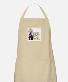 Baby Initials - R BBQ Apron