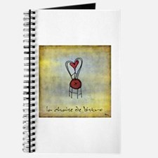The Bistro Chair Journal