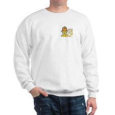 Baby Initials - S Sweatshirt