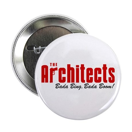 "The Architects Bada Bing 2.25"" Button"