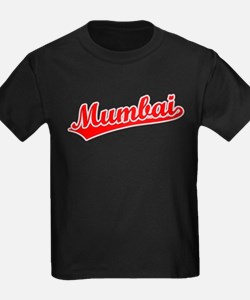 Retro Mumbai (Red) T