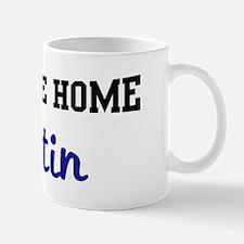 Welcome Home Austin Mug