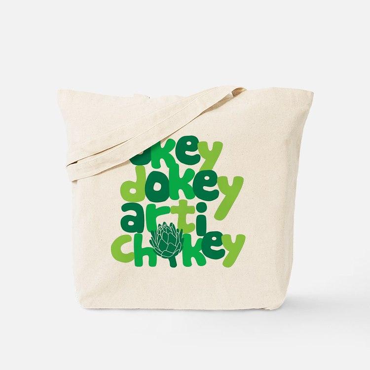 Okey Dokey Tote Bag