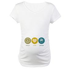 Peace Love Caving Shirt