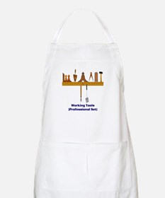 Masons Working Tools (Professional Set) BBQ Apron