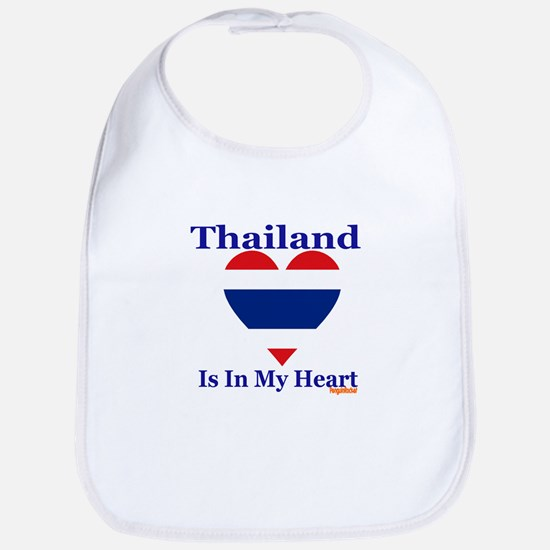 Thailand - Heart Bib