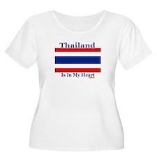 Thailand - Heart T-Shirt