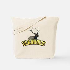 ELKAHOLIC elk hunter gifts Tote Bag