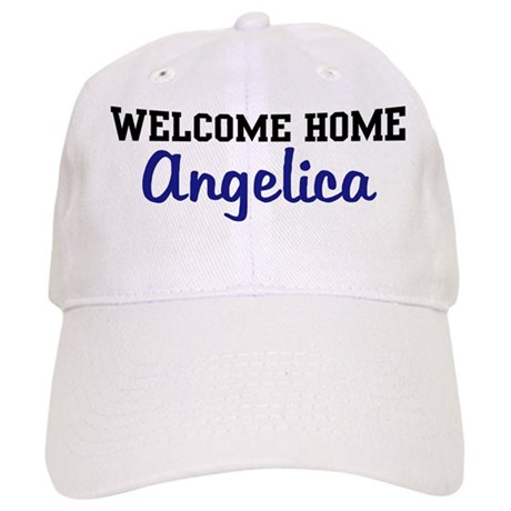 Welcome Home Angelica Cap