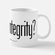 got data integrity? Mug