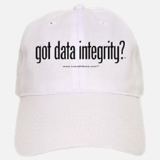 got data integrity? Baseball Baseball Cap