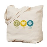 Care giver Canvas Totes