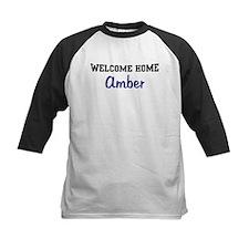 Welcome Home Amber Tee