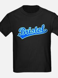 Retro Bristol (Blue) T