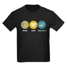 Peace Love Car Wash T