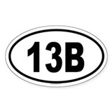 13b Stickers & Flair