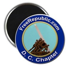 Freeper DC Chapter Magnet