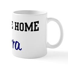 Welcome Home Cierra Mug