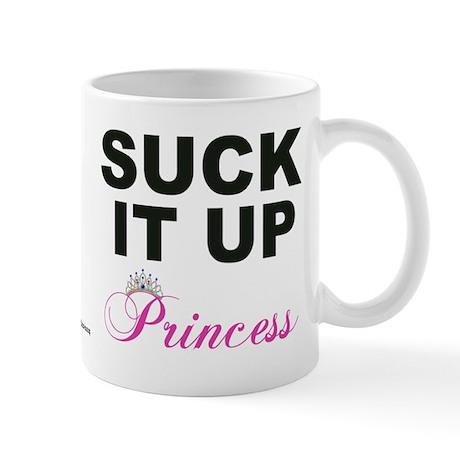 Suck It Up Mug