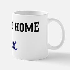 Welcome Home Alex Mug