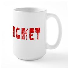 Woonsocket Faded (Red) Mug