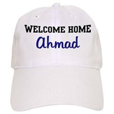 Welcome Home Ahmad Baseball Cap