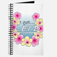 I Got Leid(Layed) Journal