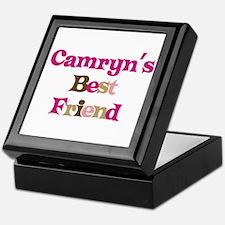 Camryn 's Best Friend Keepsake Box