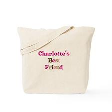 Charlotte 's Best Friend Tote Bag