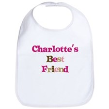 Charlotte 's Best Friend Bib