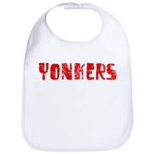 Yonkers Faded (Red) Bib