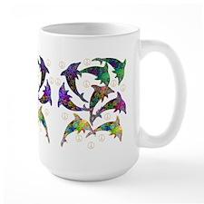 Dolphin Peace Group Mug