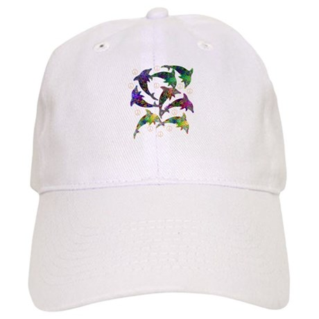 Dolphin Peace Group Cap