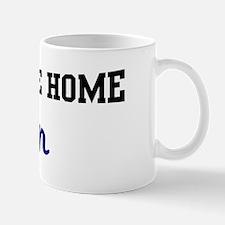 Welcome Home Jon Mug