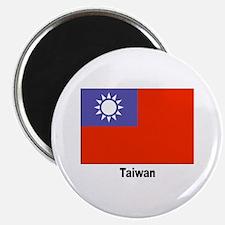 Taiwan Flag Magnet