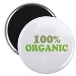 100 percent organic Magnet