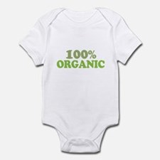 100 percent organic Infant Bodysuit