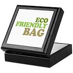 Eco Friendly Bag Keepsake Box