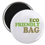 Eco Friendly Bag Magnet