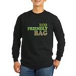 Eco Friendly Bag Long Sleeve Dark T-Shirt