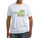 Eco Friendly Bag Fitted T-Shirt