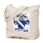 Gardiola Family Crest Tote Bag
