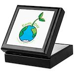 Earth Day T-shirts Keepsake Box