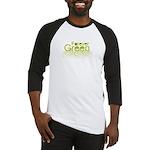Forever Green Baseball Jersey
