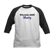 Welcome Home Marty Tee
