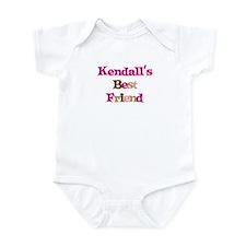 Kendall 's Best Friend Infant Bodysuit