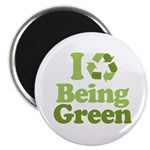 I Love Being Green 2.25