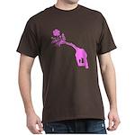 Biodiesel Bouquet Dark T-Shirt