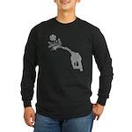 Biodiesel Bouquet Long Sleeve Dark T-Shirt